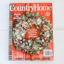 100 Fresh Home Magazine Country Lesley W Graham