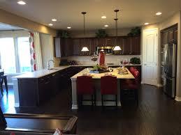 kitchen by Richmond American Homes Seth model