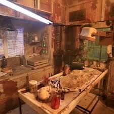 Tiny House Haunted Interior