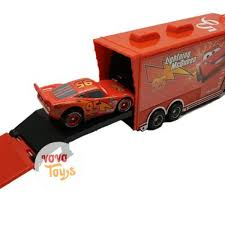 Cek Harga Cars Lightning McQueen And Mack Truck Dan Spesifikasi ... Mack Friction Motor Hauler Truck Plus Six Pullback Cars Set Shopdisney Rc 3 Turbo Licenses Brands Products Pixar Wiki Fandom Powered By Wikia Truck Cake Eirinis Cakes And Cookies In 2019 Pinterest Disney Big 24 Diecasts Tomica Green Cars 2 Toys Diecast Metal Mack Hauler Truck Chick Car Onstructor Play Toy Videos For Kids Image Cars2mackjpg Bachelor Pad Kmart Cars3 Toy Movie Gale Beaufort Battle