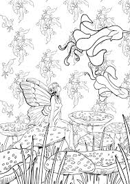 Amazonfr Forêts Féeriques 100 Coloriages Antistress Marthe