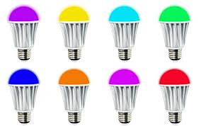 light bulb colored led light bulbs fascinating various changeable