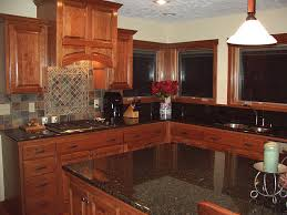 collection in cherry wood cabinets kitchen and kitchen paint