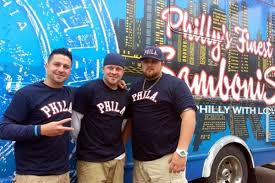 Philly's Samboni Boys On The Great Food Truck Race - Eater Philly Two Cities Girls The Great Food Truck Race Comes To Atlanta Season 9 Winner Went From Worst First Shangrila Category Ding Pulse Cheese Twins Talk Strategy Video 4 Meet The Teams Takes On Wild West In Return Of Summer Amazoncom 7 Amazon Digital Promo Mojo Speeds First Place Network Gossip 6 Winner Crowned Aloha Plate Truck Arrives On Oahu Honolu