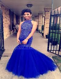 online get cheap sparkly high neck prom dress aliexpress com