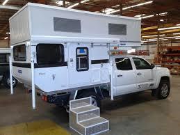 Flat Bed Four Wheel Camper