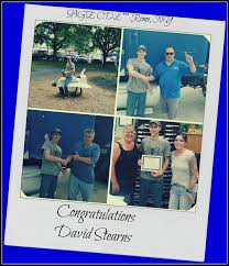 Congratulations David Stearns! Good Luck... - Sage Truck Driving ...