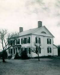 Turkey Hill Martha s First House
