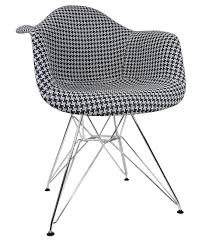 Black And White Fabric Chair   Sevenstonesinc.com Edith Fabric Ding Chairs Temple Webster Sole Designs The Rexford Collection Contemporary Style Miller Grey Fabric Ding Chair With Black Metal Legs Noble House Phinnaeus Farmhouse Beige Loving Tango And James White Prints Home And Such In Six Rosewood Dnish Chirs In Blckwhite Striped Red Outdoor Amazoncom Christopher Knight Home 234897 Crown Top Dark Grey Raffles High End Brown Pack Of Two Modish Eiffel Inspired Light Chair Black Metal Legs Set 4 Upholstered Button Modway Marquis Faux Leather Products Reasons You Should Have The Room Chairs