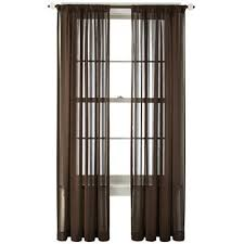 Jcpenney Sheer Grommet Curtains by Sheer Curtains U0026 Drapes For Window Jcpenney
