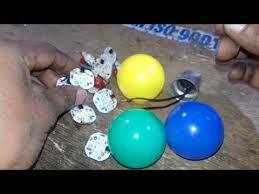 half watt led bulb easy to make