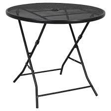 32 metal mesh folding table room essentials target