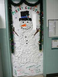 funny office door decorations for christmas fun decoration