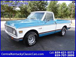 100 Used Chevy Trucks For Sale 1972 Chevrolet C10 SUPER CHEYENNE For In