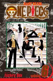 One Piece Vol 6 The Oath