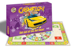 Amazon CASHFLOW Board Game New Edition With Exclusive Bonus Strategy Guide PDF Delivered Via Email Toys Games