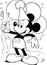 Mickey Mouse Clubhouse Coloring Pages Free Christmas Print Download