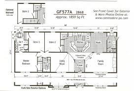 Triple Wide Modular Homes Floor Plans by Triple Wide Mobile Homes Prices Nc Bedroom Home For Used Bath