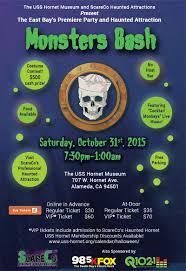 Alameda Pumpkin Patch 2015 by Upcoming Events Monsters Bash Uss Hornet Museum Uss Hornet Aka