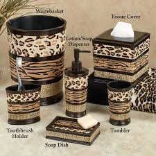animal print bathroom decor bathroom decor
