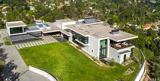 104 Beverly Hills Modern Homes 25 Million Newly Built Mansion In Ca Of The Rich