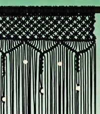Free Pattern Macrame Door Curtain Yarn Store Lankava