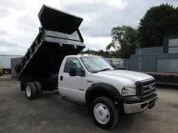 100 Ford F450 Dump Truck 2005 4X4 NEW 9 Foot C97537 Cassone And
