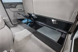 The TruckBunker, A Hidden Gun Safe That Secures Your Valuables ... Gun Safety Innovations Motvaulttactalderbedgunsafevehiclejpg 42722848 Snapsafe Under Bed Large Safe 704814 Cabinets Racks At Safe Cstruction Archives Tom Ziemer Closet Safes In Truck Console Steel Vault Outdoor Hunting Car Holster Back Seat Protection Rack Belt Firearm Storage In Trucks Firearms Gears Pinterest Guns Underseat Storagegun Ford F150 Forum Community Of Amazoncom Duha 70200 Humpstor Storage Unittool Boxgun The Ultimate Gunbox Youtube Truck Bed Gun Box Marycathinfo Driving The California Freeways With A Hand Onboard Attachments