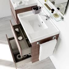 cosmic b box waschtisch eckig mit waschtischunterschrank mit