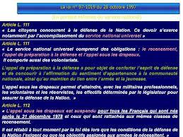 bureau de service national du lieu de recensement plan i la loi de 1997 et le parcours de citoyenneté ppt télécharger