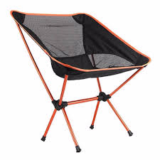 Portable Chair Folding Seat Stool Fishing Camping Hiking Garden ... 22x28inch Outdoor Folding Camping Chair Canvas Recliners American Lweight Durable And Compact Burnt Orange Gray Campsite Products Pinterest Rainbow Modernica Props Lixada Portable Ultralight Adjustable Height Chairs Mec Stool Seat For Fishing Festival Amazoncom Alpha Camp Black Beach Captains Highlander Traquair Camp Sale Online Ebay