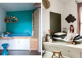 cabane dans chambre un lit cabane dans une chambre d enfant blueberry home
