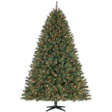 Balsam Hill Christmas Trees Complaints Uk by Holiday Time Pre Lit 7 5 U0027 Prescott Pine Artificial Christmas Tree
