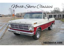 1969 Ford F100 For Sale | ClassicCars.com | CC-1065927