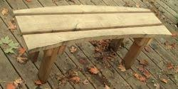 wood curved bench plans woodworking plans and information at