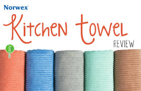 Norwex Kitchen Towel Review • Just not loving it