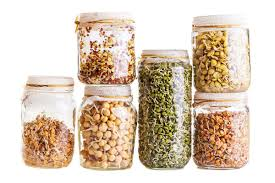 Sprout Pumpkin Seeds Recipe by How To Soak U0026 Sprout Nuts Seeds Grains U0026 Beans Vegetarian Times