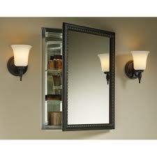 Zenith Medicine Cabinets Menards by Kohler Verdera Medicine Cabinet Kohler K Na Verdera Side Mirror