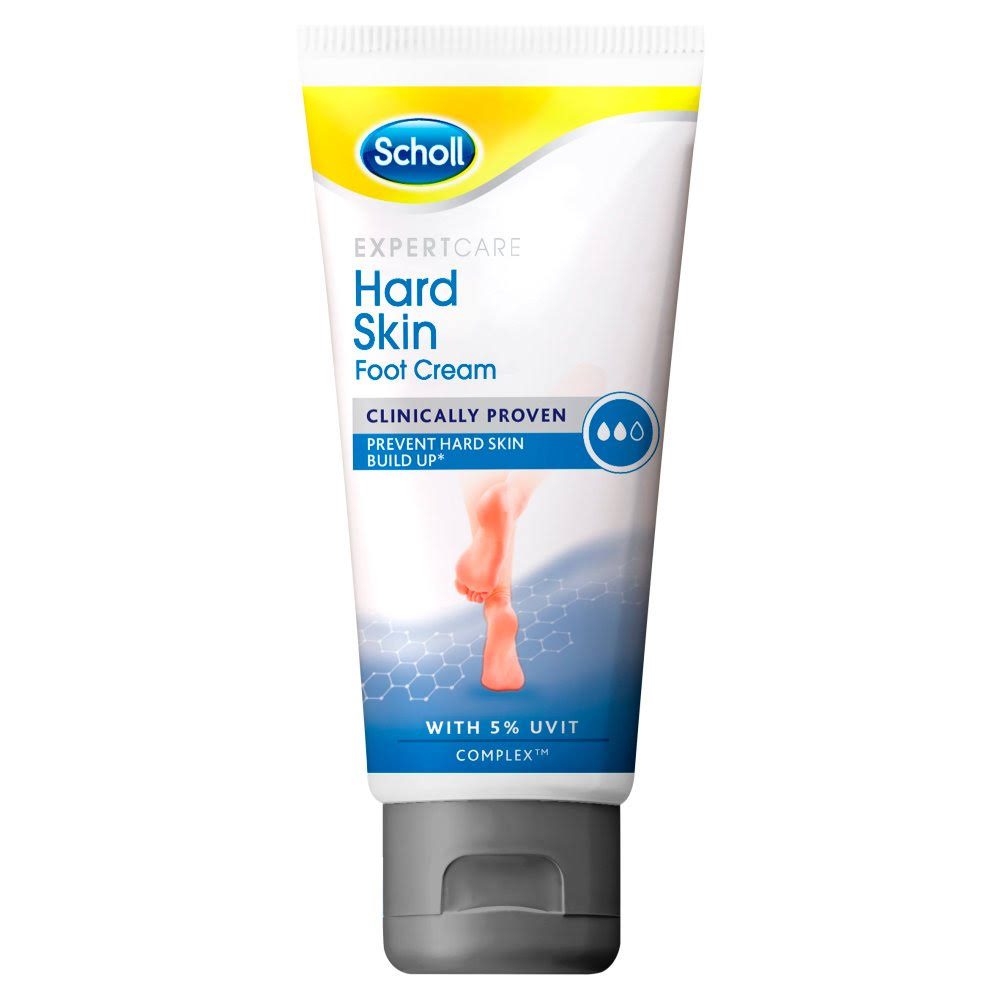 Scholl Hard Skin Foot Cream - 75ml