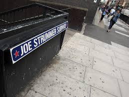 Joe Strummer Mural Notting Hill by I Rock London