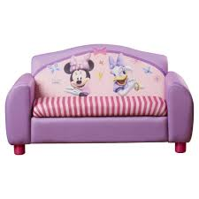 furniture home marshmallow 2 in 1 flip open sofa disney mickey