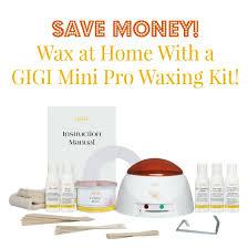 GiGi Mini Pro Waxing Kit  f