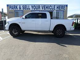 Truck For Sale: 2015 Dodge Ram 1500 Sport Crew Cab 4X4 Hemi In Lodi ...