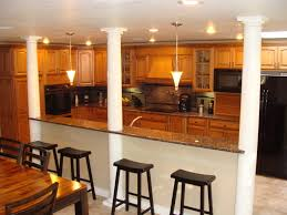Open kitchen dining room