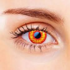Prescription Halloween Contacts Astigmatism by Pink Cat Eye Contacts Cat Eye Contacts Eye Contact Lenses And