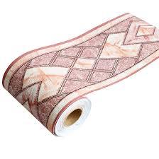 wasserdichte klebe tapete bordüre wand bordüren für