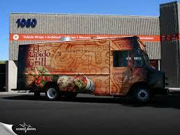 100 Food Truck Wraps Sacramento Vehicle