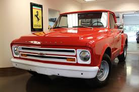 Used 1967 Chevrolet C10 Stock JNBC10 - Ultra Luxury Car From Merlin ... 1967 Chevrolet C10 Custom Pickup Red Hills Rods And Choppers Inc Hot Rod Network Chevy Stepside Truck 454400 12 Bolt Posi Ps Rebuilt A 67 With 405hp Zz6 To Celebrate 100 Years Of Ck For Sale Near Cadillac Michigan 49601 S241 Kansas City Spring 2012 Sema Seen Ctennialcelebration Pickup Truck K20 4x4 Cars Trucks Web Museum Ousci Preview Chris Smiths For Sale396fully Restored Fantastic