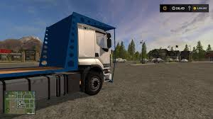 Renault Bale Truck - Mod For Farming Simulator 2017 - Other Renault Premium With Autoload V20 Farming Simulator Modification Cm Truck Beds At Tmp Innovate Daimler 00 Trailer Ets2 Oversize Load 2 R 12r 130 Euro Simulator Chemical Cistern Mods Youtube Speeding Freight Semi Truck With Made In Sweden Caption On The Jumbo Pack Man Fs15 V11 Cistern Chrome V12 Trailer Mod