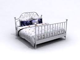 Svelvik Bed Frame by 3dxtras Com Download Absolutely Free 3d Models